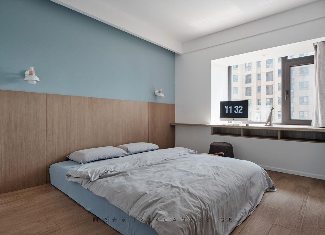 天津鹤立装修——93平设计案例参考,四口之家的和谐安静