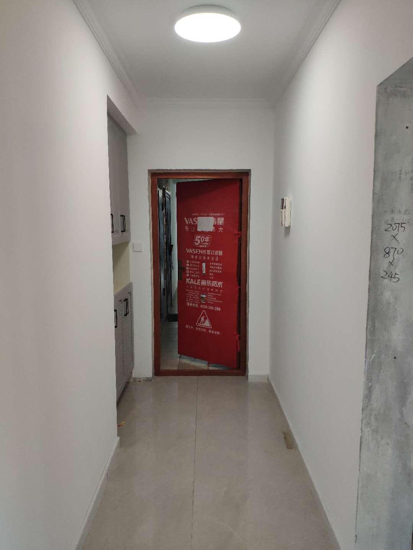 天津鹤立装修——雪莲北里硬装完毕!来看看实用的两居室是什么样子的