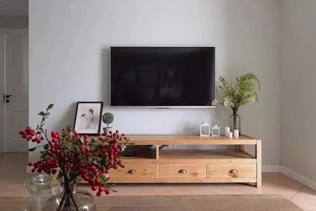 天津鹤立装修——别再电视背景墙上花太多钱,分享几款好看又不贵的电视背景墙