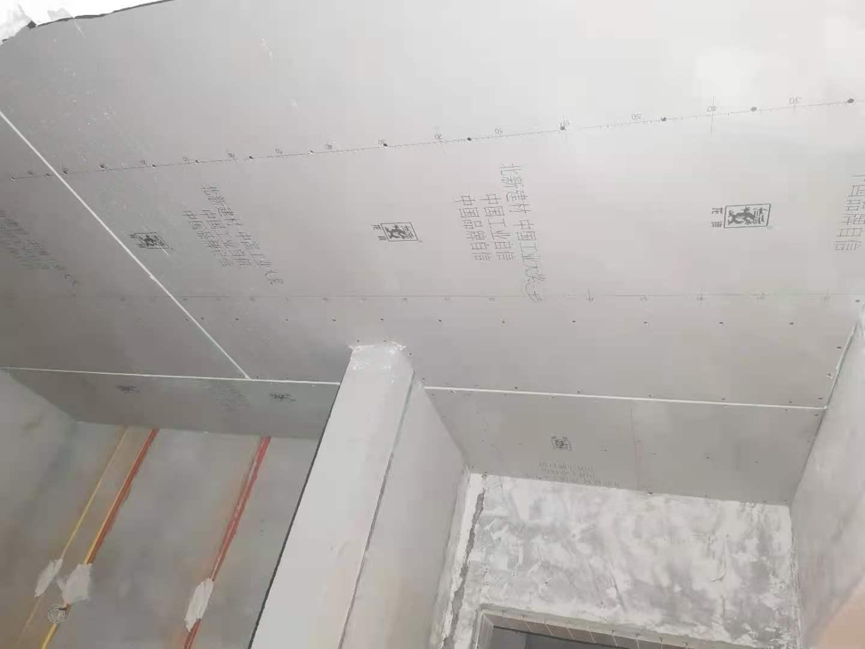 天津鹤立装修队——在建工地,河西水晶城,泓丽园