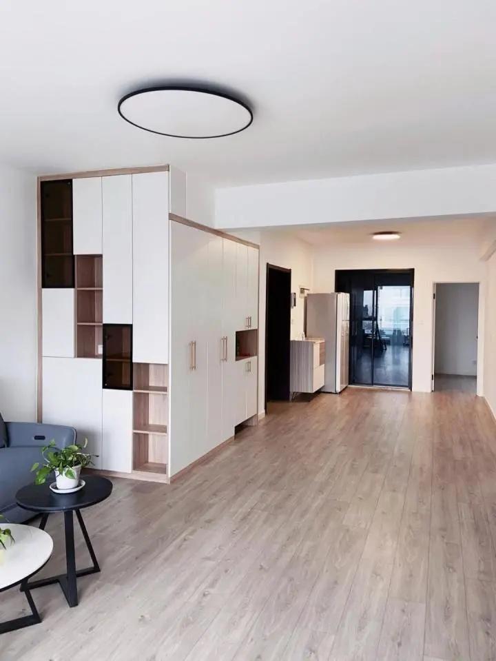 天津鹤立装修——125平简约风格的新房,处处是亮点